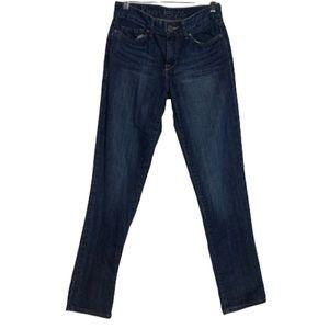 Calvin Klein boyfriend dark denim jeans 0/25